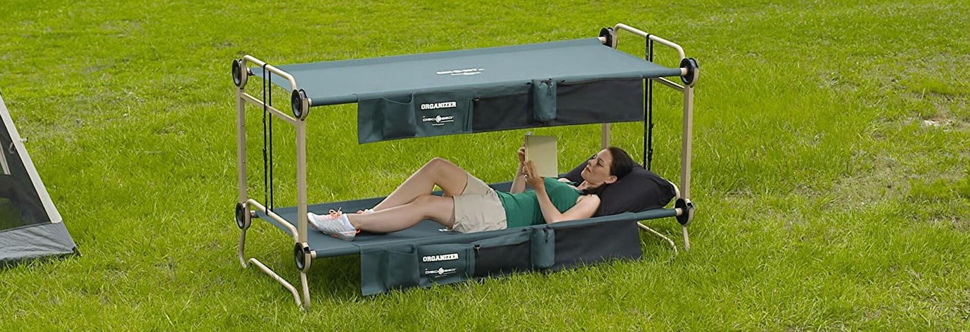 Portable Bunk Beds Disc O Bed Kid O Bunk Cam O Bunk